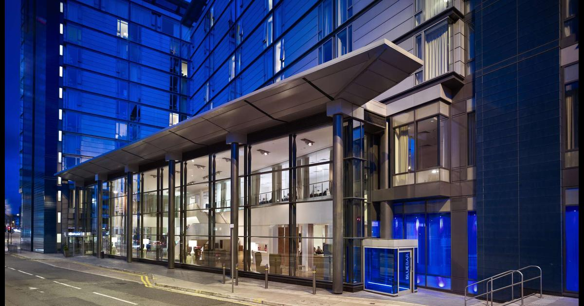DoubleTree by Hilton, Manchester Piccadilly